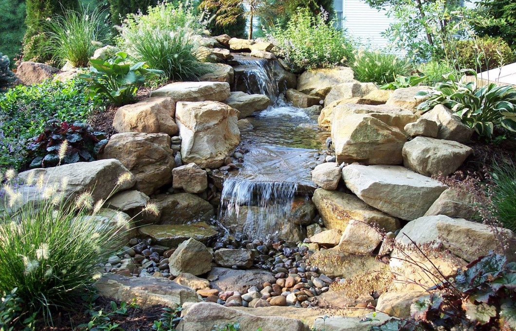 water features artscapes outdoor living spaces