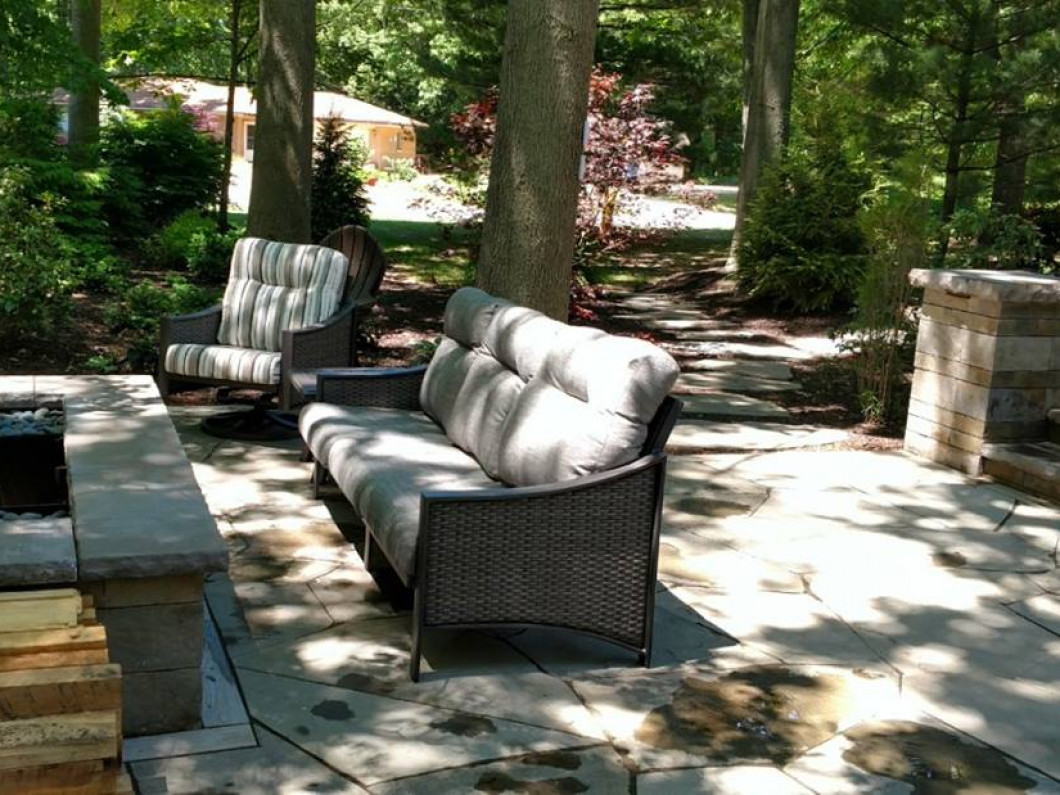 What kind of outdoor space would you like to create?